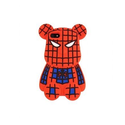 Björn Utklädd till Spiderman Orginal - iPhone 5 / iPhone 5s Skal