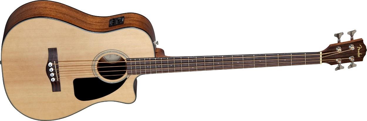 Fender CB-100 Akustisk Bas - Klickahem.se