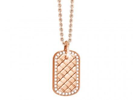 Halsband Inori Hollywood Glow Rose Gold
