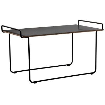 Hold bord L, svart/svart
