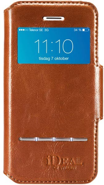 iDeal of Sweden Swipe Wallet (iPhone 5/5S) - Brun