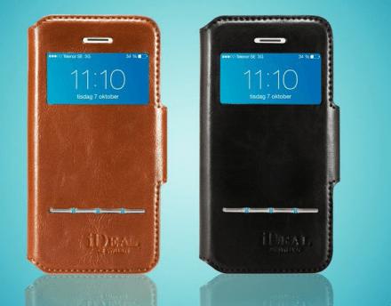 iDeal of Sweden Swipe Wallet (iPhone 6) - Brun
