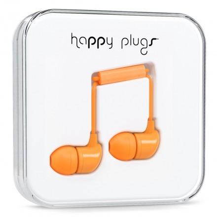In-Ear Orange