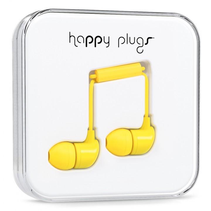 In-Ear Yellow