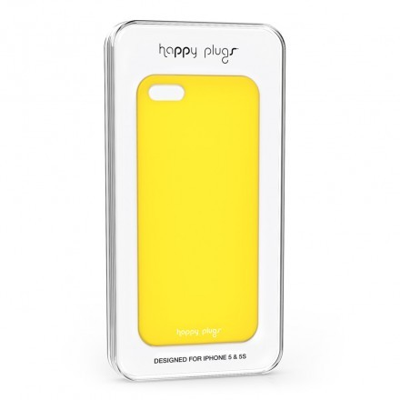 iPhone 5/5S Case Yellow