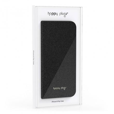 iPhone 6 Flip Case Black