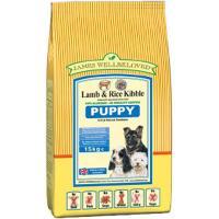 James Wellbeloved Lamb & Rice Puppy 15kg