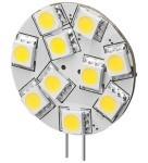 LED-lampa G4 3,0W, 4000K, 150lm (vågrät montering)