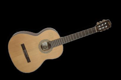 Levin L-33 gitarr med Solitt Cederlock