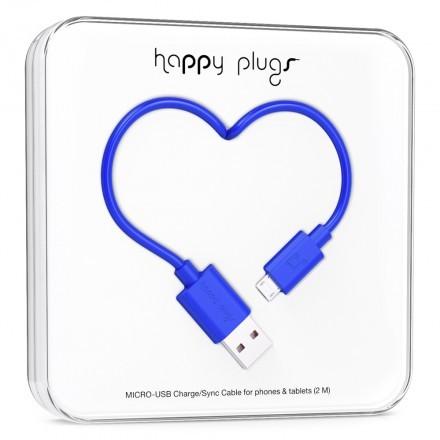 Micro-USB Charge/Sync Cable Cobalt