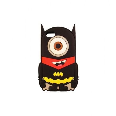 Minion Utklädd till Batman Cyklop - iPhone 5 / iPhone 5s Skal