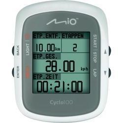 Mio Cyclo 100 GPS-cykeldator MIO Cyclo 100