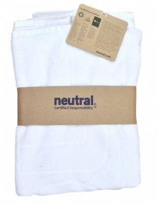 Neutral, Stor Handduk, Vit