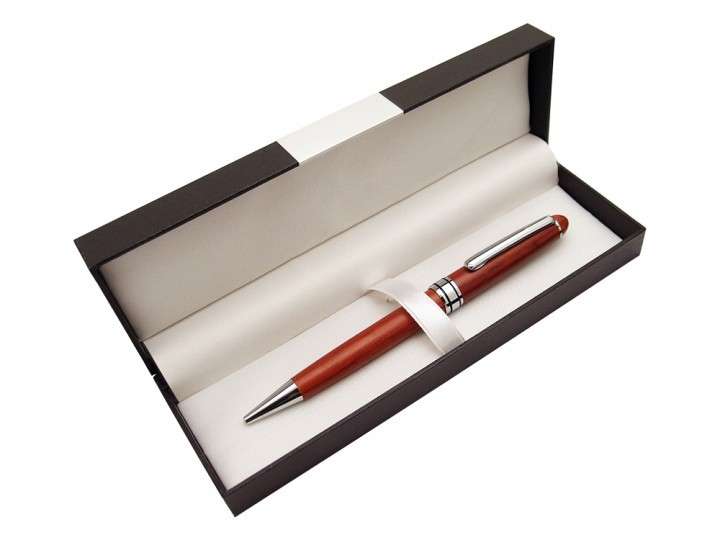 Penna Classic Rosewood Silver