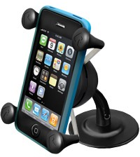 RAM Mount - Lil' Buddy med X-Grip (iPhone)