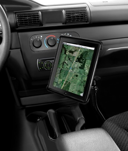 RAM Mount - POD I med flexibel hållare (iPad)