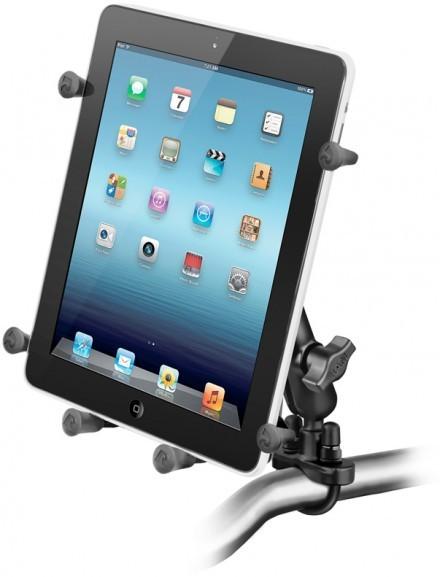 RAM Mount - X-Grip III med U-bult (iPad)