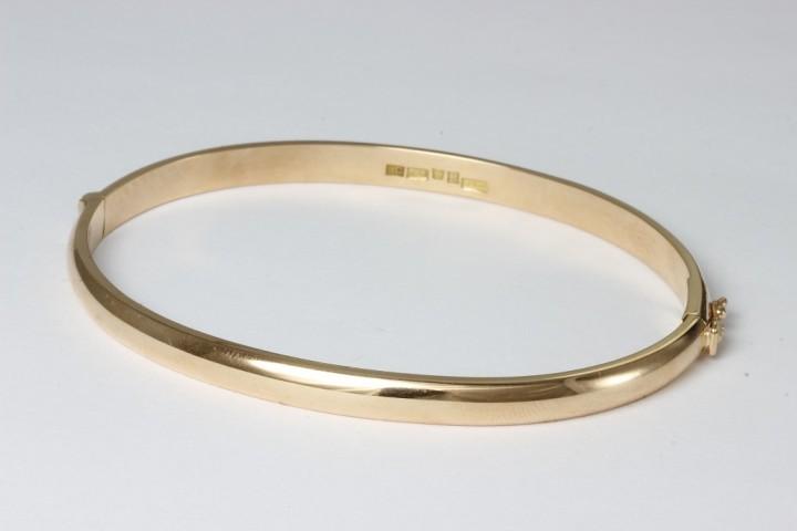 Sävsjöguld Armband 18k Guld