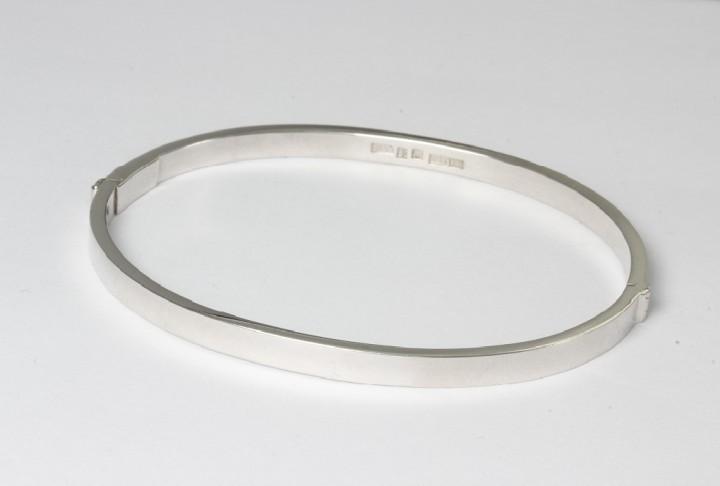 Sävsjöguld Armband 18k Vitguld