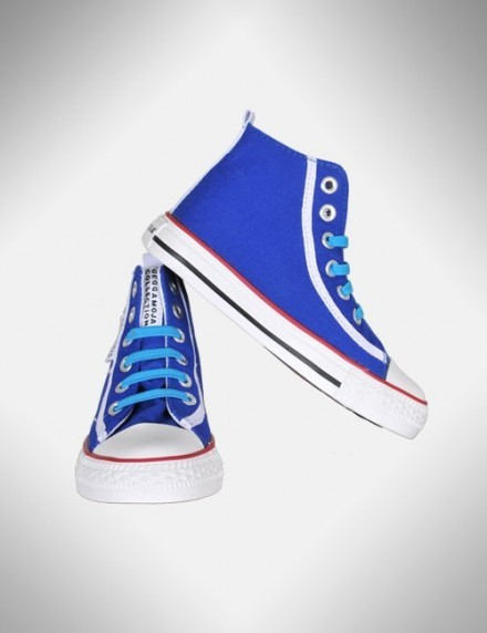 SNEAKERS MARINBLUE-30101