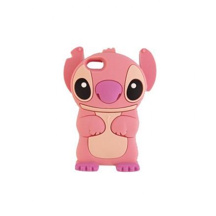 Stitch Rosa 3D skal - Iphone 5 / Iphone 5s Skal