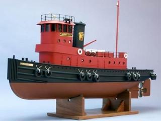 The Jersey City bogserbåt Dumas