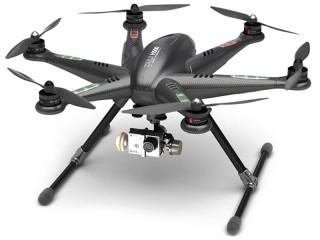 Walkera TALI H500 Black Edition FPV RTF
