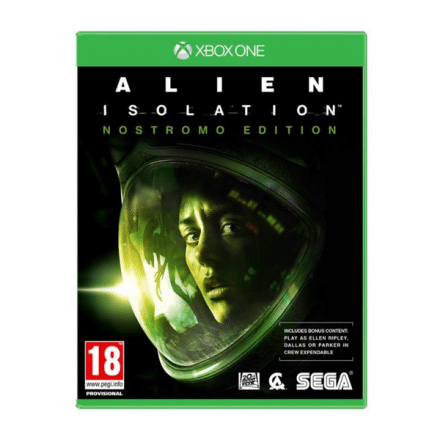 Alien Isolation till Xbox One