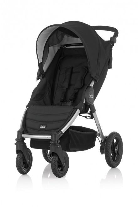 B-Motion 4 barnvagn