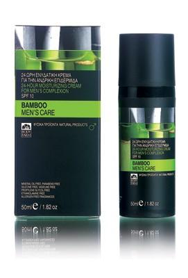 Bamboo 24-Hour Moisturizing Cream
