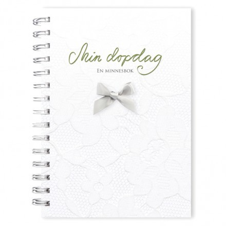 Bok, Min Dopdag - En Minnesbok