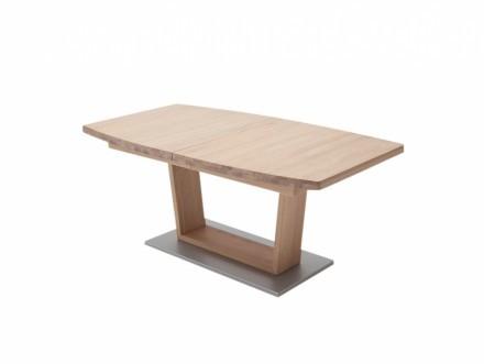 CANTANIA Förlängningsbart bord B 180 Ek Bianco