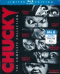 Chucky: Complete collection (Blu-ray) (Import)