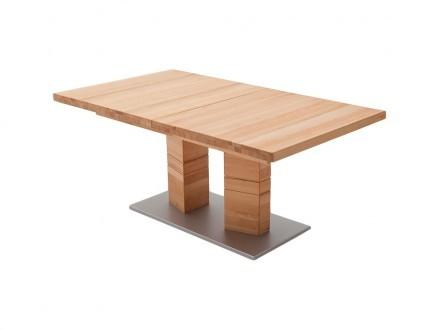 CUNEO Förlängningsbart bord A 180 Kärnbok