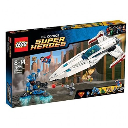 Darkseid Invasion, Lego Super Heroes