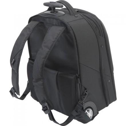 Dicota BacPac Companion resväska/ryggsäck med hjul, universal