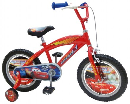 Disney Pixar Cars, Cykel, 16''