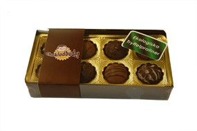Ekologiska Chokladbudet-praliner