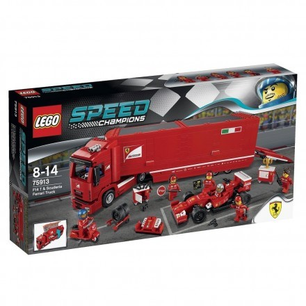 F14 T Och Scuderia Ferrari, Lego Speed Champions