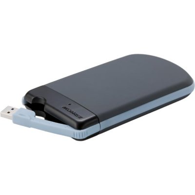 Freecom Mobile ToughDrive, extern hårddisk med stötabsorberande silikonhölje, 2TB, 7200RPM, USB 3