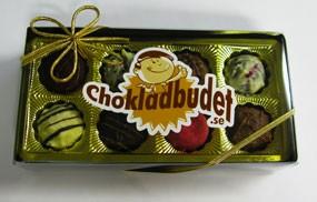 Gör någon glad, köp choklad!