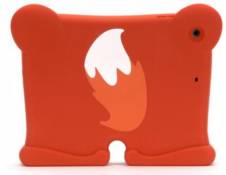 Griffin KaZoo Case - Räv (iPad mini)