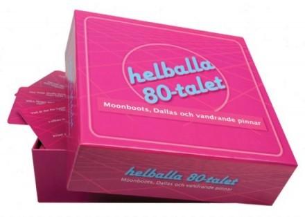 Helballa 80-talet - spelet