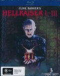 Hellraiser trilogy (Blu-ray)(Ltd Steelbook) (Import)