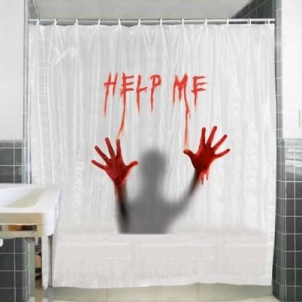 Help Me Duschdraperi
