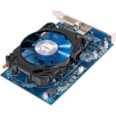 HIS R7 250 iCooler grafikkort, AMD R7 250, 2GB DDR3-minne, PCI-Express 3