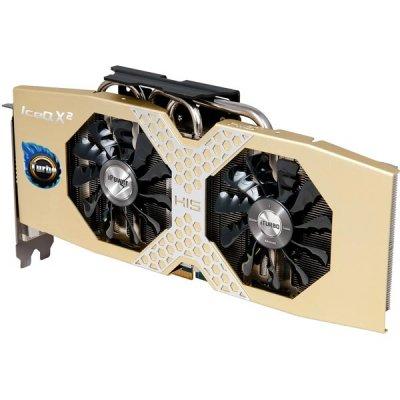 HIS R9 290X iPower IceQ X2 Turbo, AMD R9 290X, 4GB GDDR5-minne, PCI-Express 3