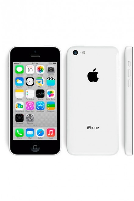 iPhone 5c 8GB White (MG8X2)