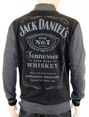 Jack Daniels sweat jacket (S)