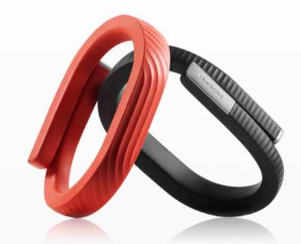 Jawbone Up24 - Rosa Large